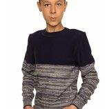 Стильный подростковый джемпер для мальчиков 128-152р
