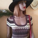 Стильнейшая фетровая шляпа 100%натуральная шерсть c&a