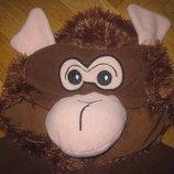 Детский флисовый комбинезон- новогодний костюм Обезьянки 3-4года, 104см Primark Essentials