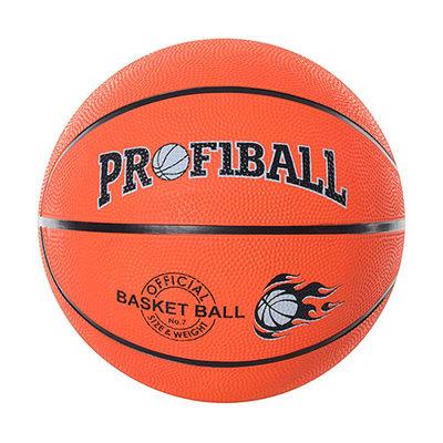 Мяч баскетбольный Profiball 0001 размер 7 резина, 8 панелей
