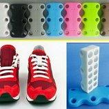 магнитные шнурки magneticshoelaces 42 мм для спорта и повседневно
