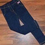 джинсовые брючки-лосины Германия