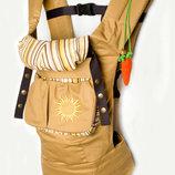Эрго рюкзак Солнце в пустыне