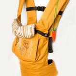 Эргономичный рюкзак My baby Янтарь