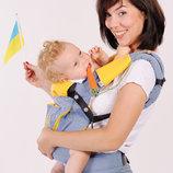 Эргономичный рюкзак Украинский Герб Украины
