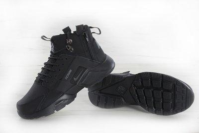 cf544e8e Кроссовки мужские Найк ACRONYM x Nike Huarache X Acronym City MID Leather All  Black. Previous Next. Кроссовки мужские Найк ACRONYM x Nike Huarache ...