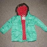 Продам курточку евро-зима M&S indigo collection
