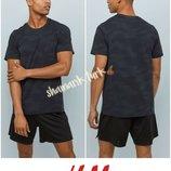 Спортивные мужские шорты спортивні шорти от h&m