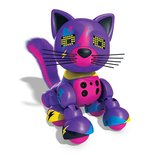Zoomer Интерактивный котенок Луки Meowzies Lucky Interactive Kitten with Lights Sounds and Sensors
