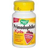 iHerb. Nature's Way,Primadophilus,Примадофилус, пробиотик, 2-12 лет, 30 шт, Айхерб.