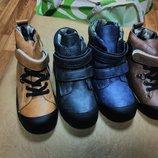 Демисезонные ботинки 27-32 р Jong Golf на мальчика, осенние, весенние, осінь, Джонг Голф, ботінки