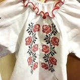 Блуза для девочки Вышиванка