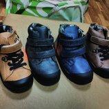 Демисезонные ботинки 22-27 р Jong Golf на мальчика, осенние, весенние, осінь, Джонг Голф, ботінки