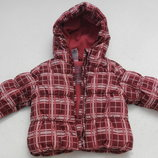 C&A. Мягусенькая куртка на флисе. 68 размер