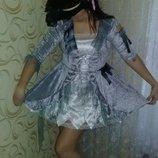 Карнавальное платье Пиратки Разбойницы взрослое.