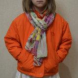 Куртка демисезонная Age, на девочку 6 - 7 лет есть фото на ребенке