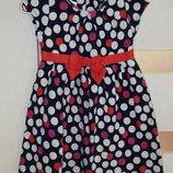 Платье на девочку. Размер 116. 5 лет.