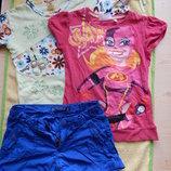 Пакет вещей для девочки на 4-6 лет