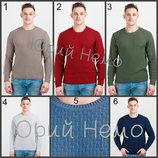 джемпер рисунком плетение свитер легкий деми