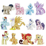 My Little Pony Набор пони друзья сверкающий Elements of Friendship Sparkle Friends Collection Set