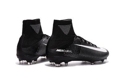Футбольные бутсы Nike Mercurial Superfly V Black  1550 грн ... 7f348fca322f1