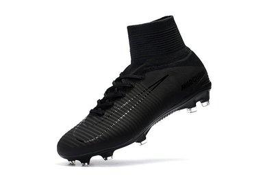 Футбольные бутсы Nike Mercurial Superfly V DF-FG Black. Previous Next ad5a7a33fed71