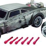 Mattel Машина из Форсажа на радиоуправлении со спецэффектами Fast Furious Blast Burn Ice Charger Veh