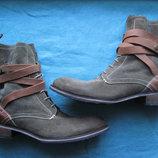 Redoute Creation 43 замшевые ботинки мужские