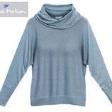 Пуловер гольф свитер с хомутом реглан кофта Blue Motion Германия