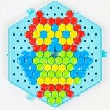Игрушка развивающая Мозаика бабочка 39314 Тигрес