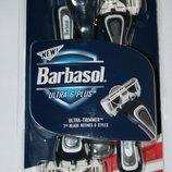 Удивительная новинка одноразовые станки для бритья BARBASOL