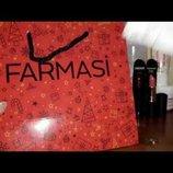 Подарочный пакет средний Farmasi Christmas