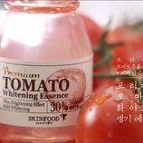 Осветляющая эссенция с экстрактом томата, Skinfood Premium tomato whitening essence 2ml