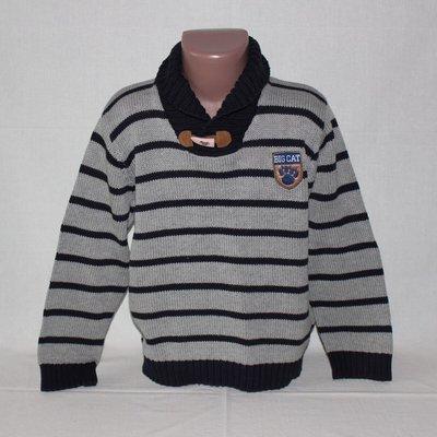 Теплый свитер Soobe Big cat р. 122