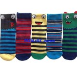 Носки для мальчика 5 шт 1-3 года Primark