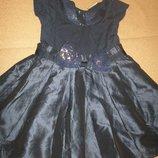 Красивое платье Некст 4г