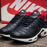 Кроссовки Nike TN Air Max,женские,кожа,черный