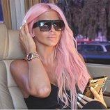Шикарные эксклюзивные трендовые женские солнцезащитные очки ,новые в наличии