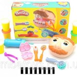 Плей до, масса, тесто для лепки Мистер Зубастик, пластелин, Play-Doh