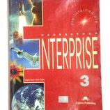 Учебник по английскому языку - Enterprise 3 Coursebook Preintermediate