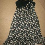 Отличное платье Маталан 8-9л
