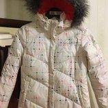 Куртка зимняя на девочку Columbia оригинал 10-12лет р. 140-146