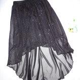Нарядная юбка Tammy 10-11 лет рост 140-146см дл. 40-73, талия 52-80