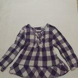 Рубашка туника на девочку р. 98