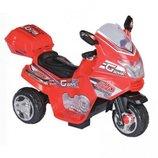 Детский Мотоцикл T-7211 RED