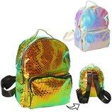 Рюкзак 1082-2 застежка-молния,наруж.карман,внутр.карм,2цвета, в кульке, 22-22-9см