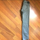 Armani штаны слаксы котон-эластан