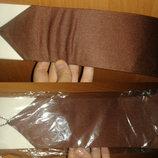 стильні коричневі рукавички на 1 пальчик нові