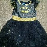 Карнавальное платье Бетмен.