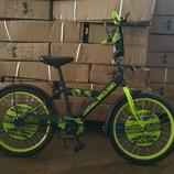 Велосипед 2-х колес 20'' 182048